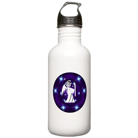 Starry Night Angel Stainless Water Bottle 1.0L