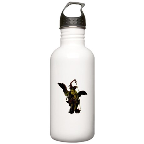 Powerful Angel - Gold Stainless Water Bottle 1.0L