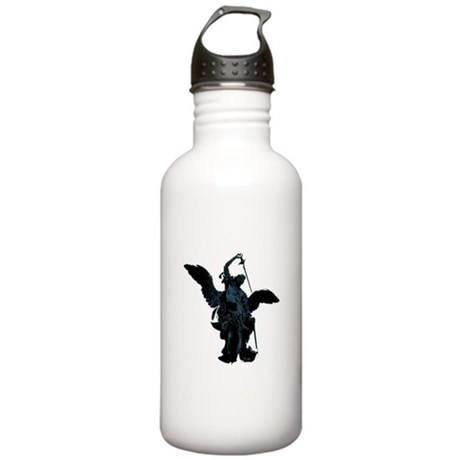 Powerful Angel Stainless Water Bottle 1.0L