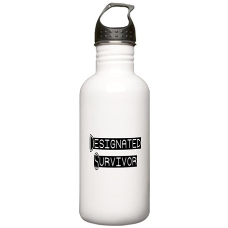 Designated Survivor Stainless Water Bottle 1.0L