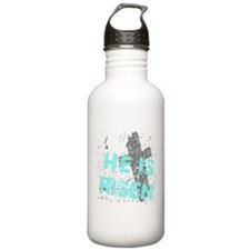He is Risen Sports Water Bottle