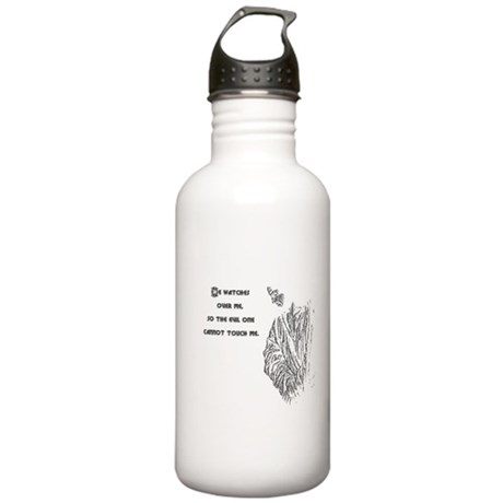 Watching Over Me Stainless Water Bottle 1.0L