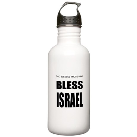 Bless Israel Stainless Water Bottle 1.0L