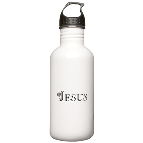 Jesus Stainless Water Bottle 1.0L