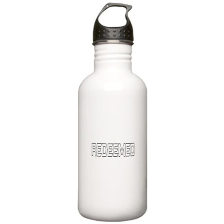 Redeemed Stainless Water Bottle 1.0L