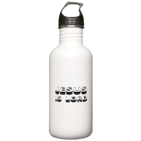 Jesus is Lord Stainless Water Bottle 1.0L