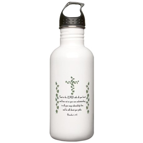 Proverbs Stainless Water Bottle 1.0L