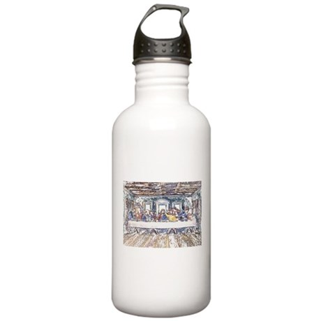 Last Supper Stainless Water Bottle 1.0L