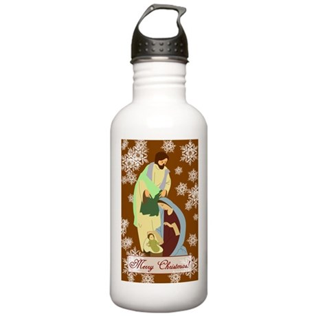 The Nativity Stainless Water Bottle 1.0L