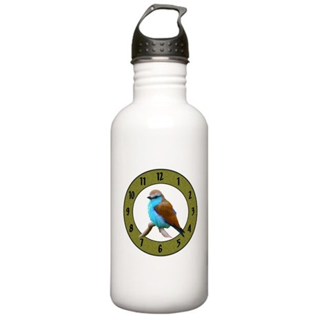 Clocks Stainless Water Bottle 1.0L