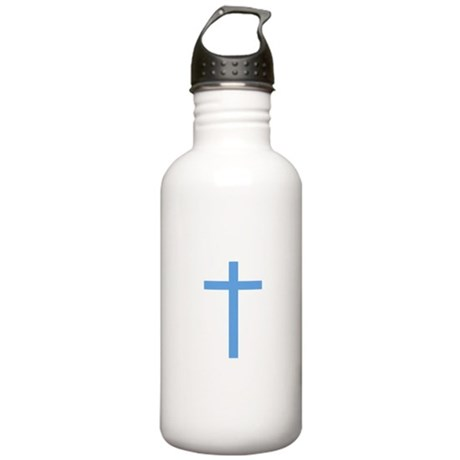 Blue Cross Stainless Water Bottle 1.0L