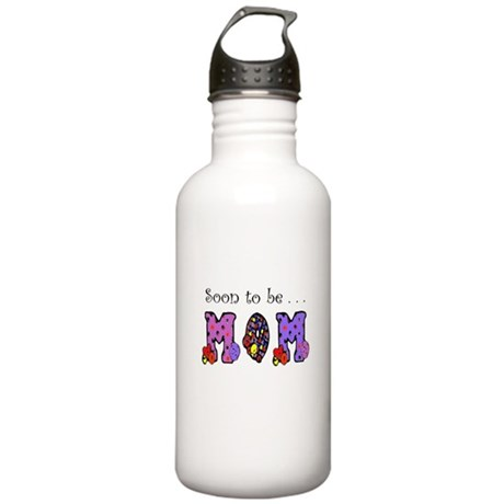 Soon to be MOM Stainless Water Bottle 1.0L