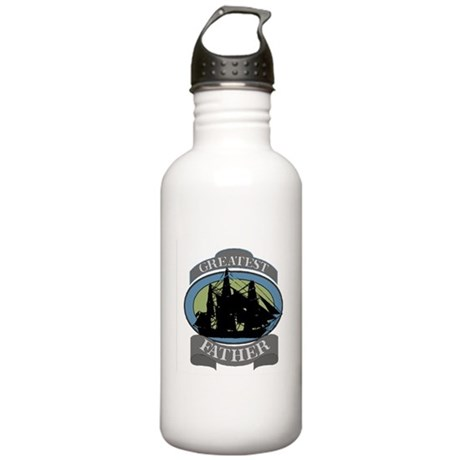 Greatest Father Stainless Water Bottle 1.0L