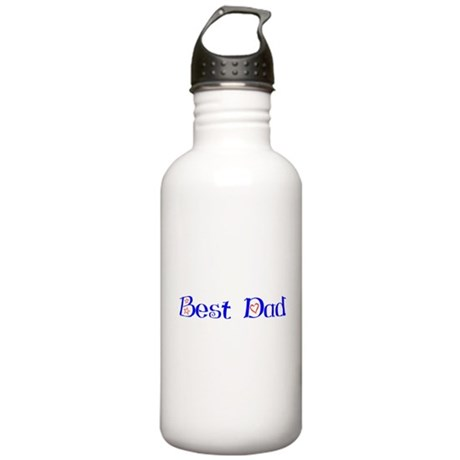 Best Dad Stainless Water Bottle 1.0L