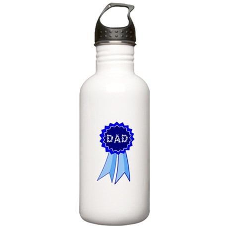 Dad's Blue Ribbon Stainless Water Bottle 1.0L