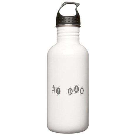 Dad Stainless Water Bottle 1.0L