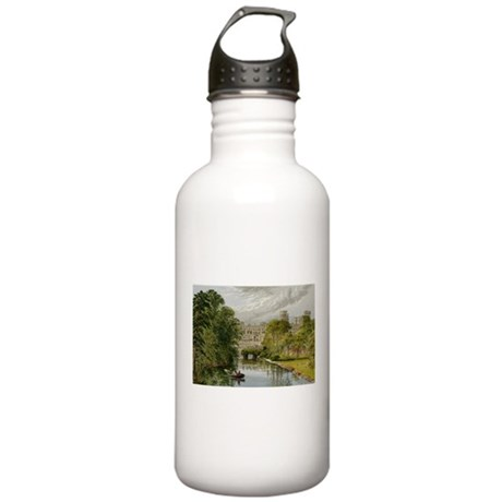 Warwick Castle Stainless Water Bottle 1.0L