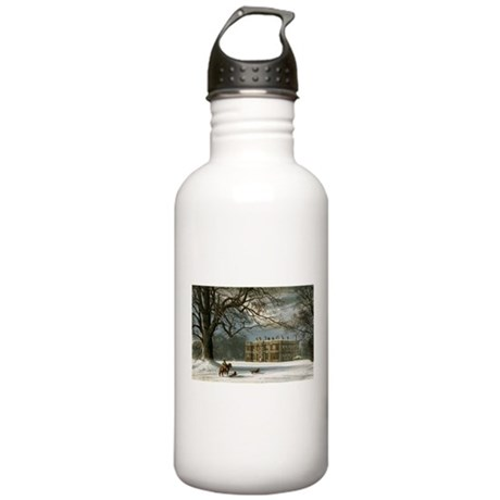Howsham Hall Stainless Water Bottle 1.0L