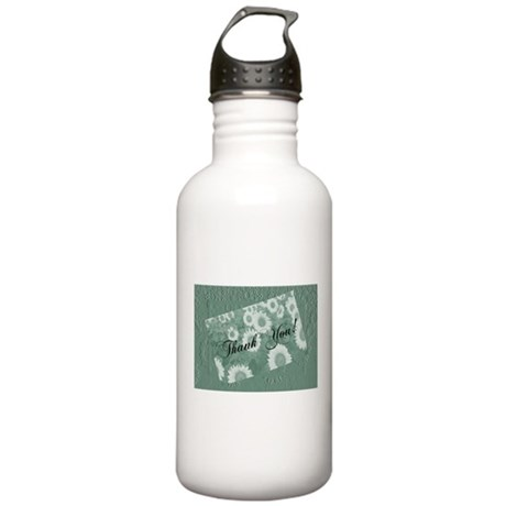Sunflower Thank You Stainless Water Bottle 1.0L
