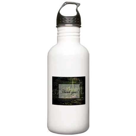 Woodland Path Stainless Water Bottle 1.0L