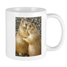 Prairie Dog Kiss Mug