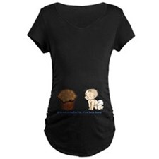 Funny The muffin top T-Shirt