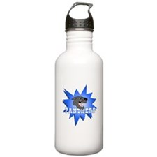 Panthers Team Water Bottle