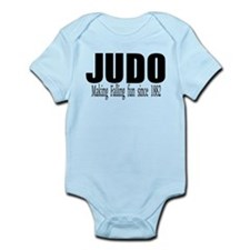 Cute Judo Infant Bodysuit