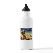 Vintage Egypt Sports Water Bottle
