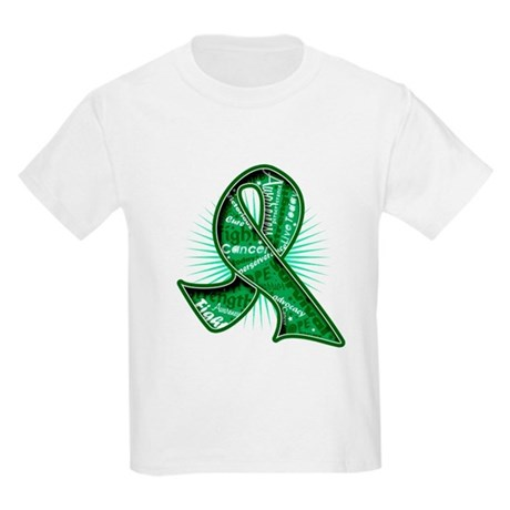 Liver Cancer Slogans Kids Light T-Shirt