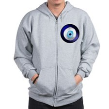 Evil Eye Protection Zip Hoody