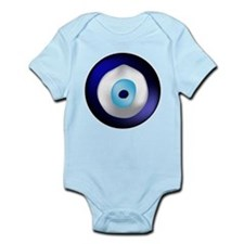 Evil Eye Protection Infant Bodysuit