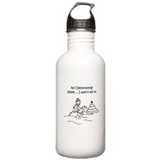 No Decorating Water Bottle