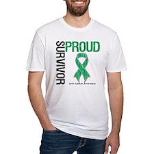 Proud Liver Cancer Survivor Shirt