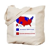 Liberal Nutjobs Tote Bag