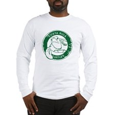 Costa Rica Turtles Long Sleeve T-Shirt