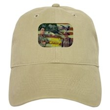 Female Veteran Pride Baseball Cap