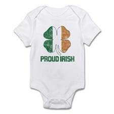 Proud Irish Infant Bodysuit