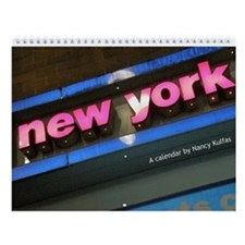 Amazing New York Wall Calendar