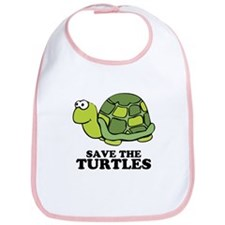 Turtles Bib