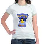 Happy-Go-Lucky Ducky Jr. Ringer T-Shirt