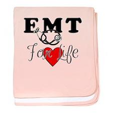EMT For Life baby blanket