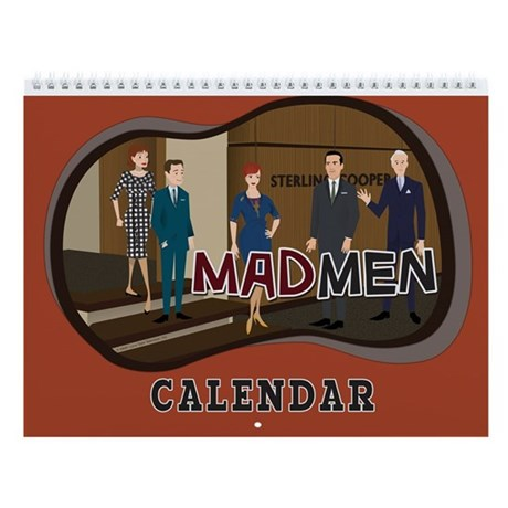 MadMen Calendar