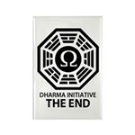 Dharma Omega Rectangle Magnet (10 pack)