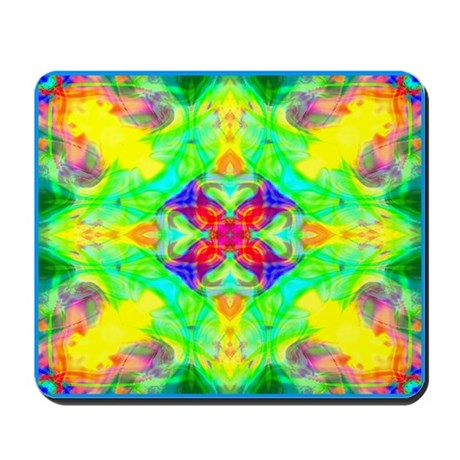 Spring Sunrise Mousepad