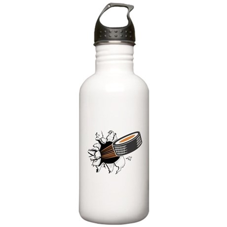 Breakthrough Hockey Stainless Water Bottle 1.0L
