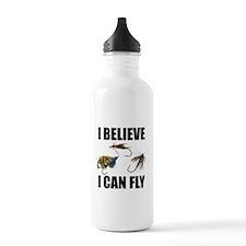I Believe I Can Fly Water Bottle