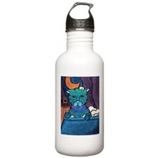 Wet Cat Water Bottle