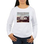 Mount Lowe Observatory Women's Long Sleeve T-Shirt