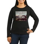 Mount Lowe Observatory Women's Long Sleeve Dark T-